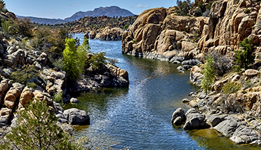 EXPLORE WATSON LAKE, ARIZONA