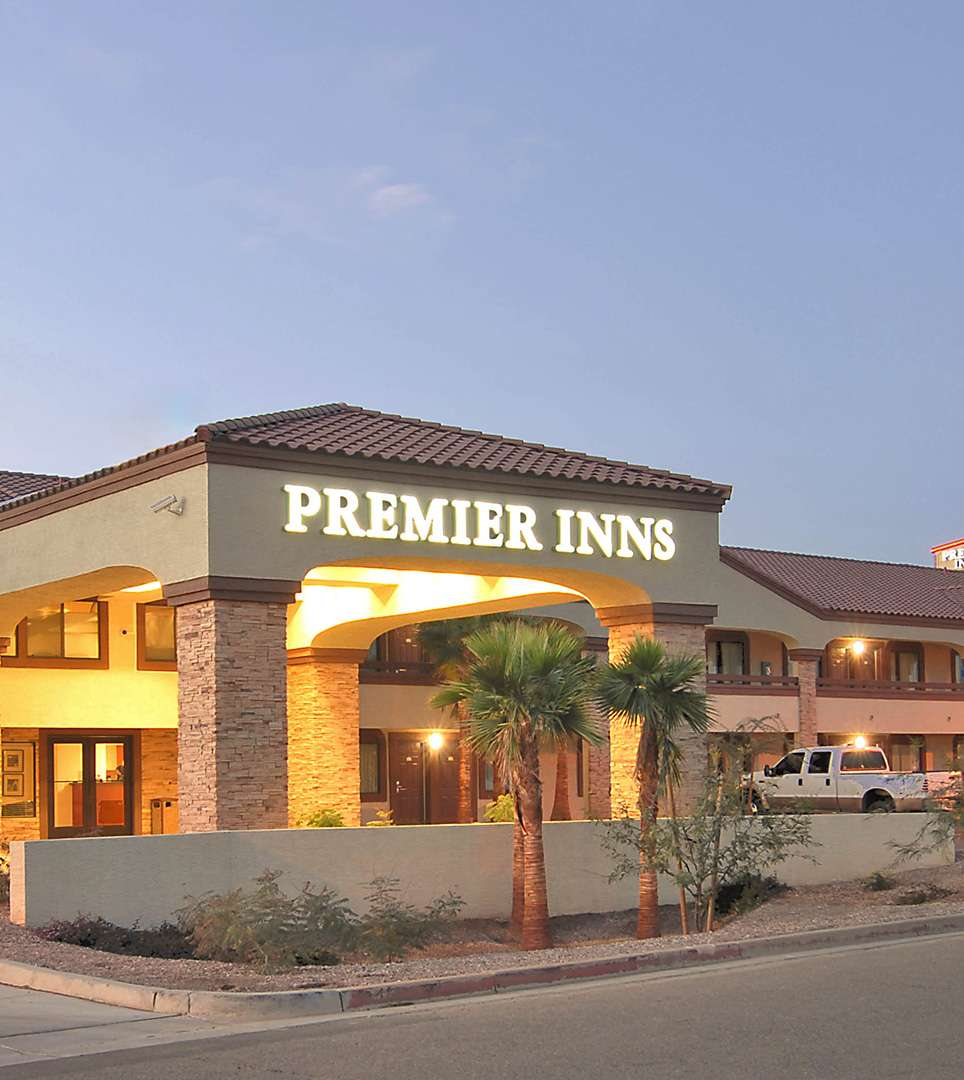 Premiere Inns Tolleson is Conveniently Located Nearby Papago Park