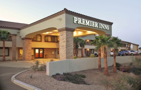 Welcome To Premier Inns Tolleson - Exterior View